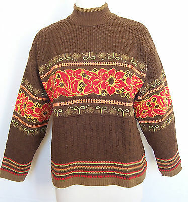 Oilily Jumper New Size L Womens Knit Jumper Cord Pull over