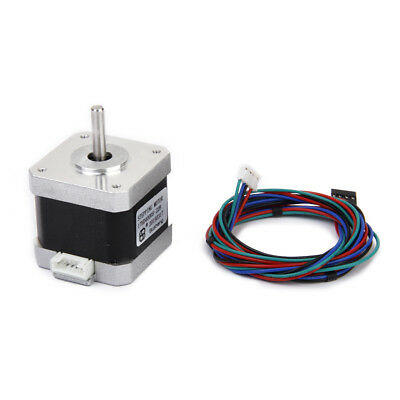 3D Printer DC 2.4V 1.8° 2-phase 4-wire Stepper Stepping Motor 17HD40005-22B