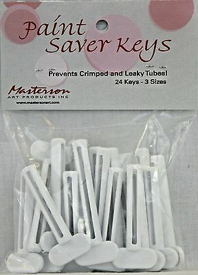 Masterson Paint Saver Keys 3 Assorted Sizes 24 Pk