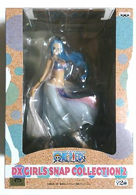 Banpresto One Piece DX Girls Snap Collection 2 Nefeltari Vivi New In Box