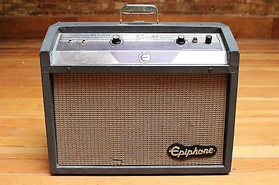 Vintage Epiphone Pacemaker EA-50 Combo Tube Amp 1964