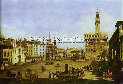 Bellotto17 Artist Painting Reproduction Handmade Oil Canvas Repro Wall Art Deco