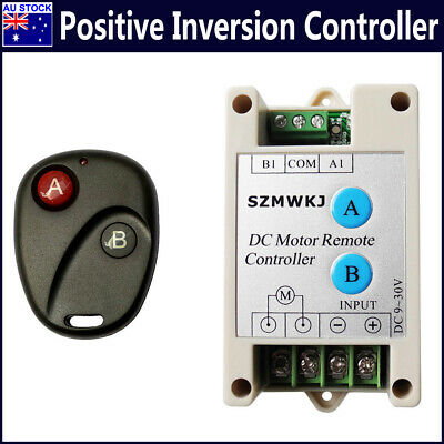 DC 9-30V Wireless Remote Controller for Linear Actuator Electric Motor Door Open