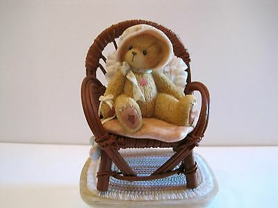 """Cherished Teddies: Ida """"Your Friendship Eases All My Cares Away"""""""
