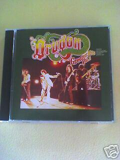 "Dragon ""greatest Hits Vol 1"" Cd - 10 Classic Hits [New]"