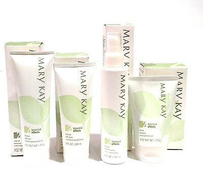 Mary Kay Discontinued Botanical Effects~You Choose~Cleanse~Hydrate~Freshen~Mask!
