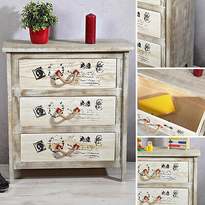 vintage kommode antik weiss landhaus schrank anrichte shabby sideboard 023. Black Bedroom Furniture Sets. Home Design Ideas