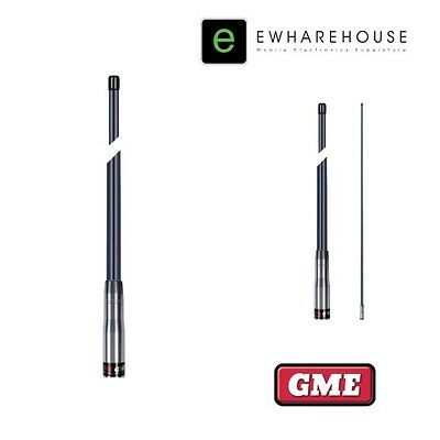 Gme Aw4706G Grey Uhf Antenna Whip To Suit Ae4706G