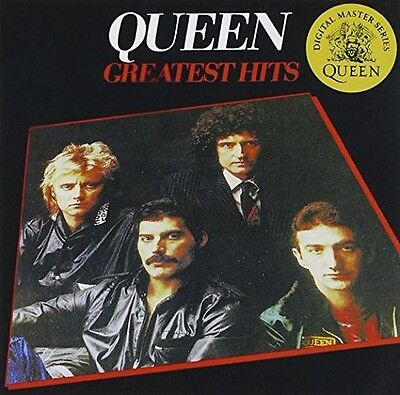 Queen : Greatest Hits 1994 Original recording remastered CD