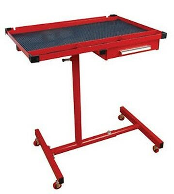 Heavy-Duty Mobile Work Table with Drawer ATD-7012 Brand New!