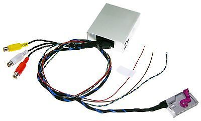Multimedia Adapter IMA Interface RNS-E Symphonie 3 Video TV Kabel Stecker Audi
