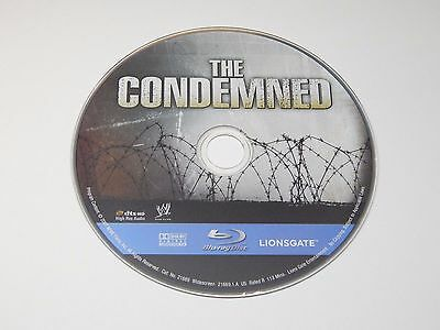 New 'The Condemned' Blu-ray | Stone Cold Steve Austin, Vinnie Jones