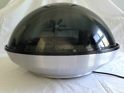 Vintage Electrohome Apollo 860 Record Player Turntable Space Age Mid Century