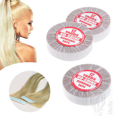 Schmales Super Bonding Tapeband 8mm x 5,50m für Tape Extension Skin Weft Tressen