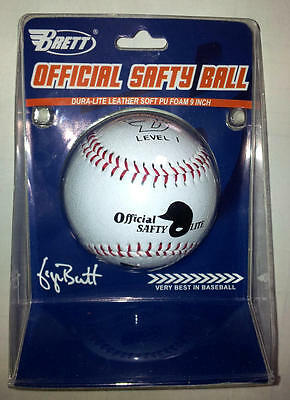 Brett® Baseball Official Safety Ball Softball composite leather cover American