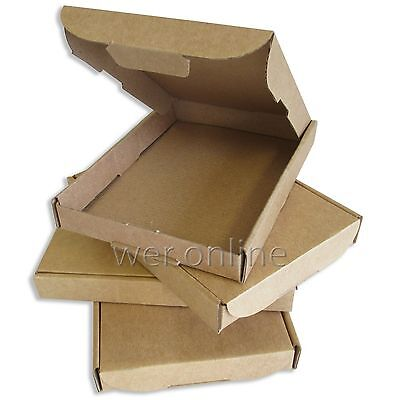 Royal Mail C6 Large Letter - 112 x 163 x 20mm Cardboard Postal Mailing PiP Boxes