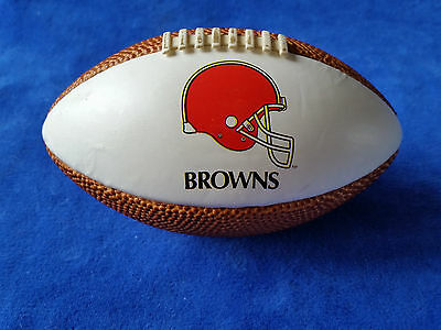 "5 1/2 "" NFL 1991 Cleveland Browns Football"