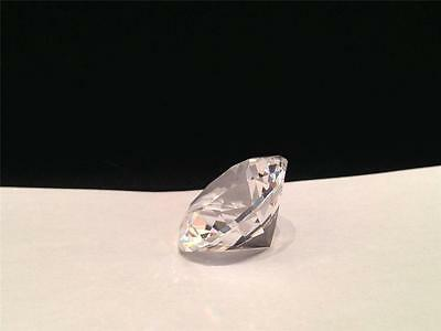 S1386 SWAROVSKI CRYSTAL RENEWAL CHATON PAPERWEIGHT MINT CONDITION