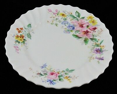 "Royal Doulton ARCADIA 8 1/2"" Salad Plate - Green Backstamp"
