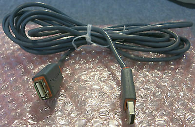 Belkin FT1 13660 6 ft Pro Series Data Transfer Cable E166307 AWM 2725 USB 2.0