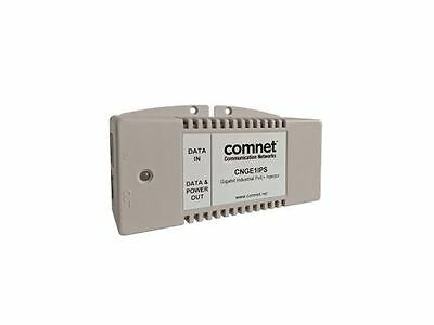Comnet CNGE1IPS Power Over Ethernet Midspan Injector For 10/100/1000T(X)