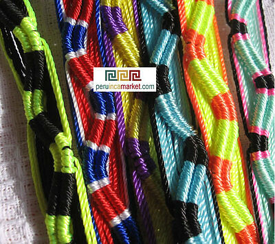 500 Friendship Bracelets Lot Handycraft Wholesale Peru