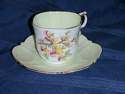 Aynsley Spring Cup and Saucer