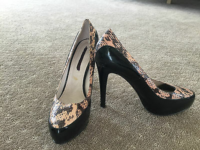 Sz 41 10  Witchery Heels Shoes New