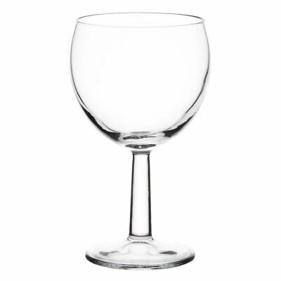 Arcoroc Banquet Wine Goblets in Clear Made of Glass CE Marked at 125ml