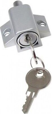 Sterling (Padlocks) Patio Door & Window Lock Aluminium