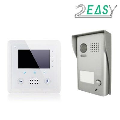 Two Easy Video Intercom For Gate Automation