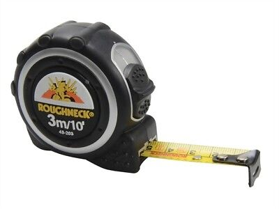 Roughneck Tape Measure 3M/10Ft 16mm Blade
