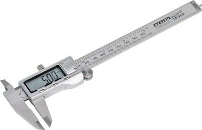 "Sealey Digital Vernier Calliper 0-150mm/0-6"" Stainless Steel"