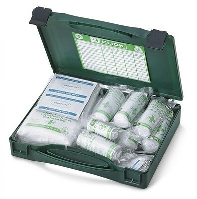 Click 10 Person First Aid Kit