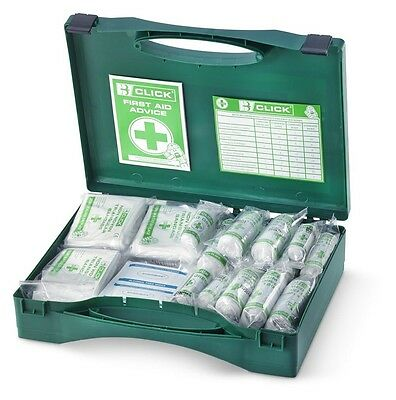 Click 50 Person First Aid Kit