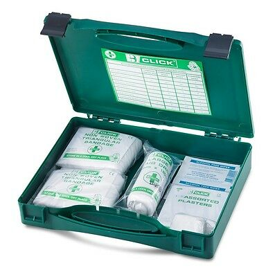 Click 1 Person First Aid Kit Boxed