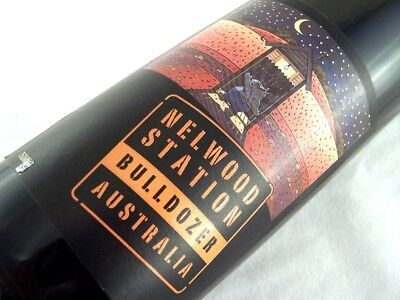 2004 NELWOOD Wines Bulldozer Shiraz Cabernet Blend Isle of Wine