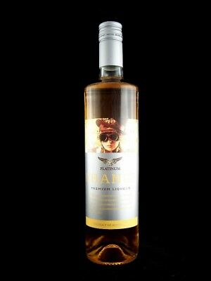 NV PLATINUM Orange Premium Liqueur Isle of Wine