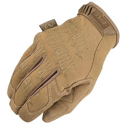 GENUINE Mechanix Tactical Military Army Airsoft Original Gloves Covert Coyote