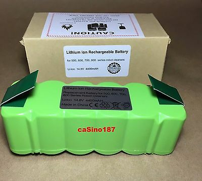New Roomba Lithium Ion Battery 880 870 770 650 660 595 620 560 571 581 790 761