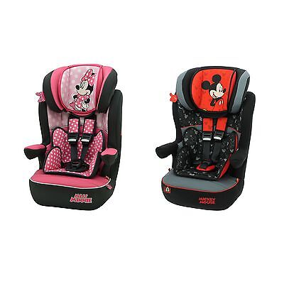 Nania I-Max SP LX Baby/Toddler/Child Car Seat - Group 1/2/3 9 Months to 12 Years