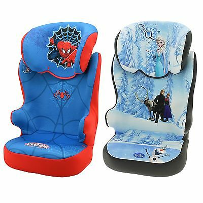 Nania Starter Child High Back Disney / Marvel Booster Car Seat - 4 - 12 Years