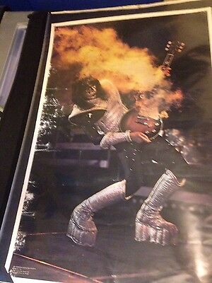Kiss Ace Frehley Alive 2 Poster