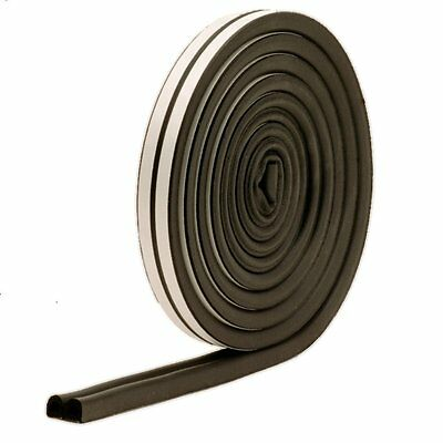 Md Building 01025 17ft. All Climate Auto & Marine EPDM Rubber Weatherstrip
