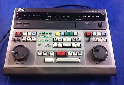 JVC RM-G860U A/B roll video editing controller unit