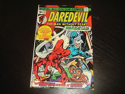 DAREDEVIL #128  Marvel Comics 1975   VF