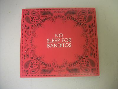 Hanson No Sleep For Banditos CD members  EP  rare only one on ebay