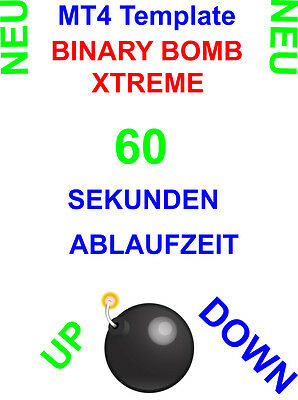 Binäre Optionen Binary Options - BINARY BOMB XTREME 60 Sekunden Template