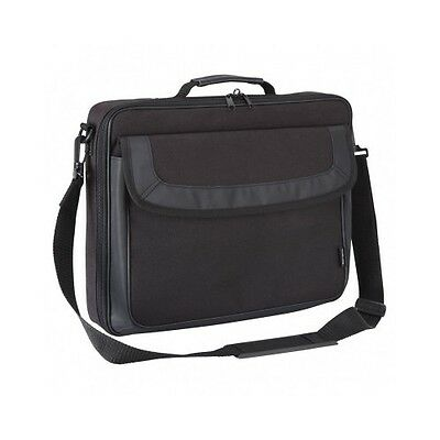 Targus Laptop Bag Notebook Macbook Padded With Shoulder Strap Case Black New