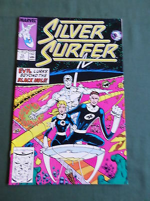 The Silver Surfer - Marvel Comic-Usa  - Sept 1988 - Vol 3   #15   - Vg